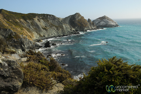 Driving Up California's Pacific Coast Highway