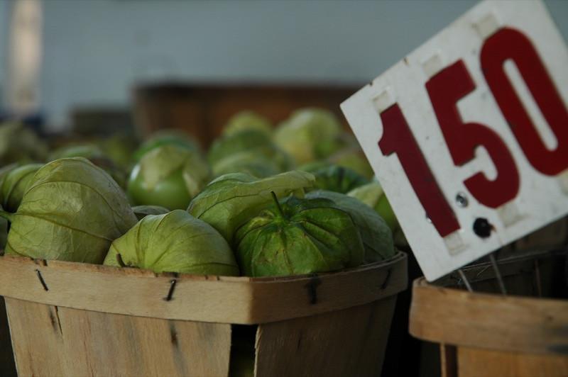 Vegetables at Market - Ann Arbor, Michigan