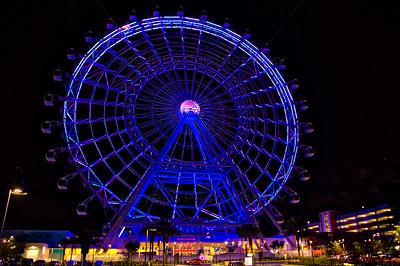 Orlando Eye Ferris Wheel in Orlando, Florida
