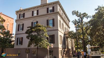 Birthplace of Juliette Gordon Low, Savannah