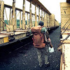 Train Hopping: Longview Rail Yard