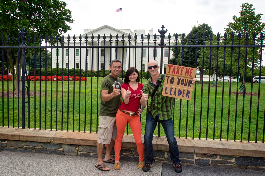 Hitchhiking the United States