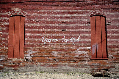 You Are Beautiful - Downtown Momence, Illinois