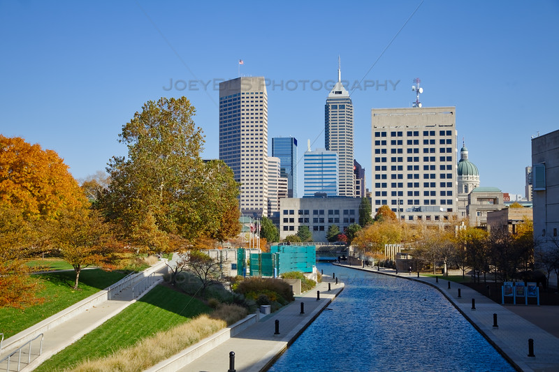Downtown Indianapolis, Indiana Canal Walk
