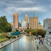 Downtown Indianapolis Canal Walk