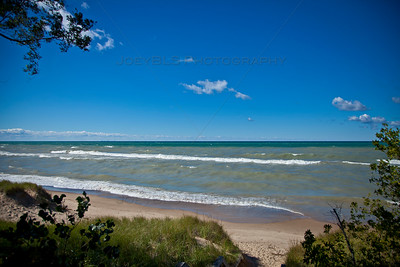 Beverly Shores and the Indiana Dunes National Lakeshore