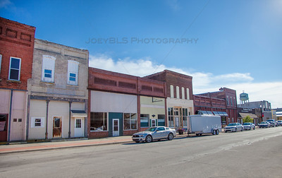 Downtown Brook, Indiana