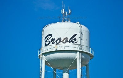 Brook, Indiana Water Tower