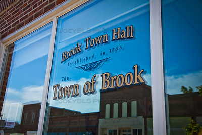 Town of Brook, Indiana - Brook Town Hall