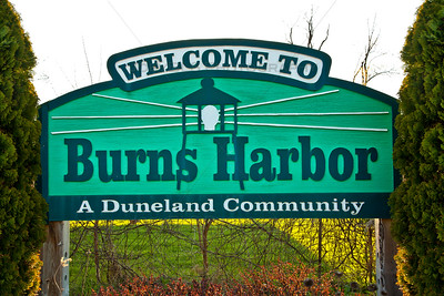 Welcome to Burns Harbor, Indiana