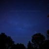 Stars and Milky Way in Cedar Lake, Indiana