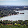 Aerial photo of Cedar Lake, Indiana