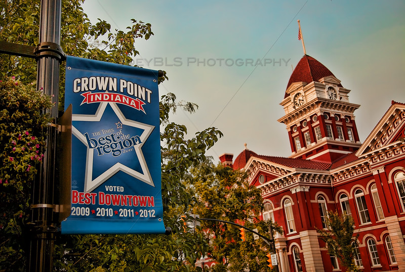 Crown Point, Indiana - Voted Best Downtown
