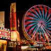 Ferris Wheel - Open Shutter Photography