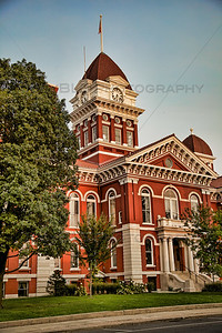 Downtown Crown Point, Indiana