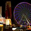 Lake County Fair Ferris Wheel in Crown Point, Indiana