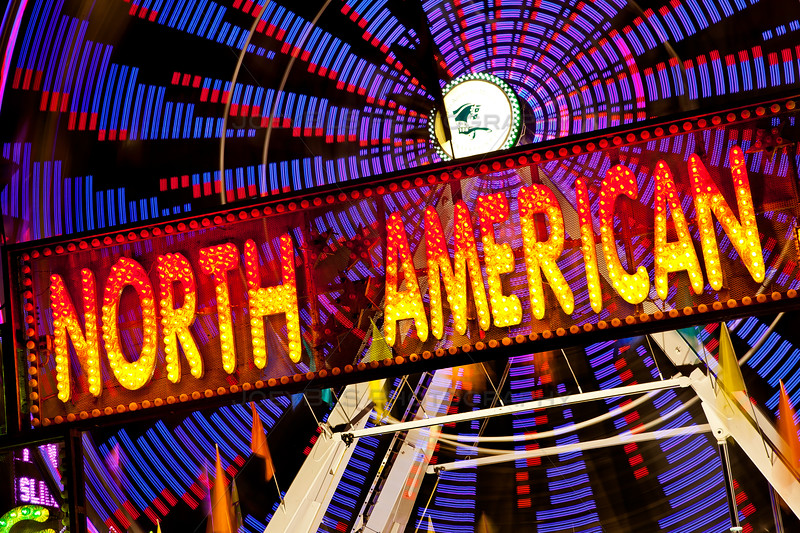 Ferris Wheel Lights - North American