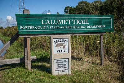 Calumet Trail Dune Acres, Indiana