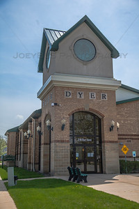 Dyer, Indiana Fire Station and Police Department