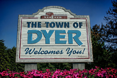 Welcome to Dyer, Indiana
