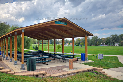 Dyer, Indiana Pheasant Hills Park Picnic Shelter