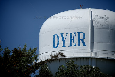 Dyer, Indiana Water Tower