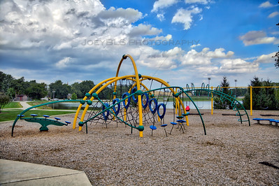 Dyer, Indiana Playground at Pheasant Hills Park