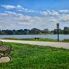 Dyer, Indiana Pheasant Hills Park Bench