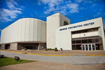 Genesis Convention Center in downtown Gary, Indiana