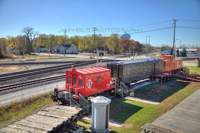 Griffith, Indiana Train Museum