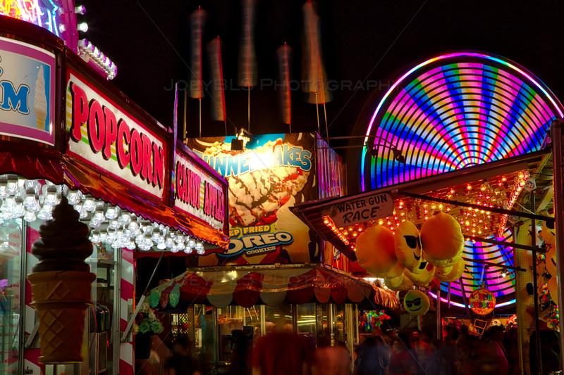 Festival of the Lakes Ferris Wheel - Hammond, Indiana