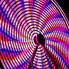 Festival of the Lakes - Hammond, Indiana - Open Shutter Ferris Wheel