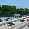 Borman Expressway I-80/94 in Hammond, Indiana