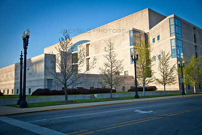 Federal Courthouse in Hammond, Indiana