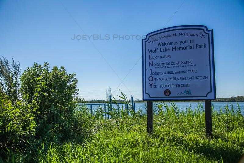 Wolf Lake Memorial Park