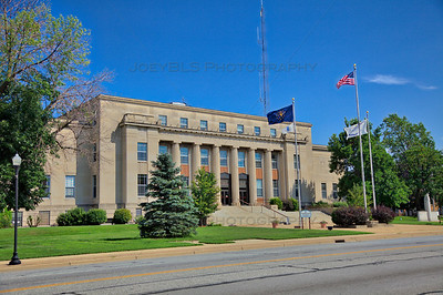 Hammond, Indiana City Hall on Calumet Ave in Northwest Indiana