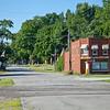 Hanna, Indiana Railroad Crossing