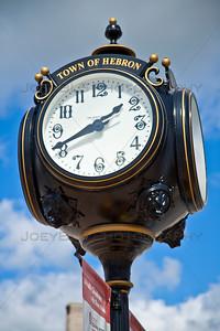 Hebron, Indiana Clock