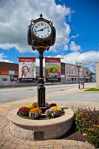 Historic Downtown Hebron, Indiana