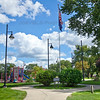 Highland Indiana Main Square Park and Playground