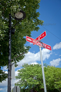 4th and Highway Avenue in Highland, Indiana