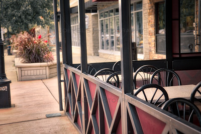 Outdoor Dining in Highland, Indiana