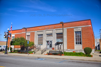 Hobart, Indiana Post Office