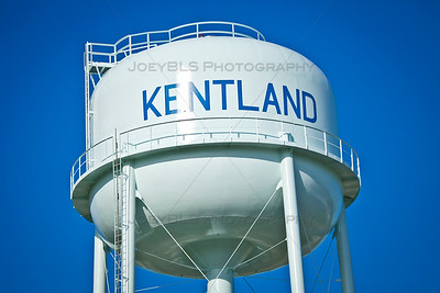 Kentland, Indiana Water Tower
