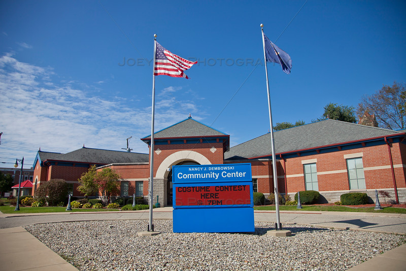Knox, Indiana Community Center
