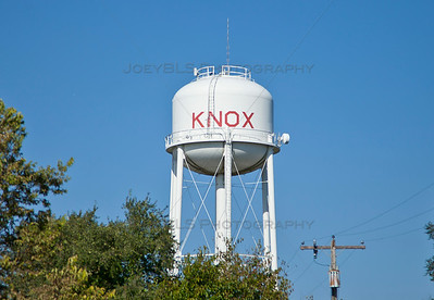 Knox, Indiana Water Tower