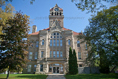 Starke County Court House Knox, Indiana