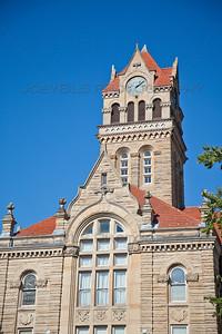 Starke County Court House Knox, Indiana