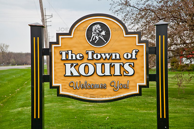 Welcome to the Town of Kouts, Indiana