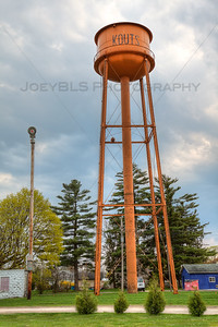 Kouts, Indiana Water Tower